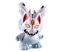 "8"" Kyuubi Dunny by Candie Bolton"