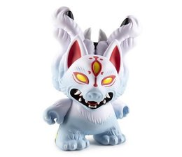 """8"""" Kyuubi Dunny by Candie Bolton"""