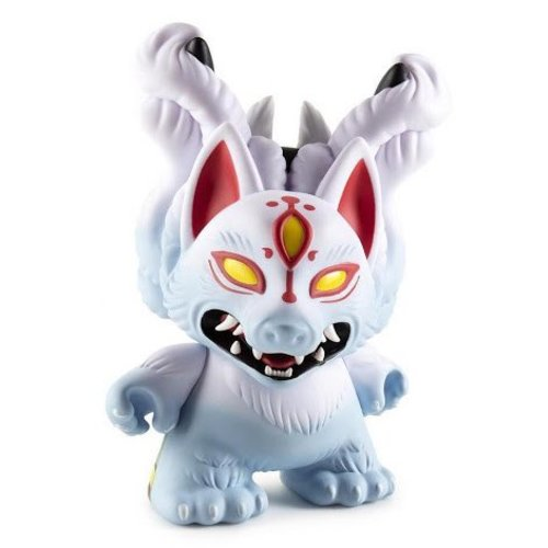 "Kidrobot 8"" Kyuubi Dunny by Candie Bolton"