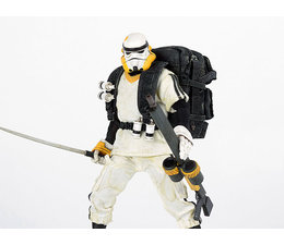 1/12 Lonely Trooper TK White Sergeant by Ashley Wood