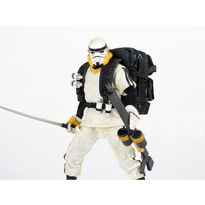 3A Toys 1/12 Lonely Trooper TK White Sergeant by Ashley Wood