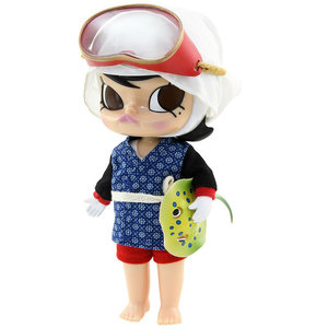 Instinctoy Ocean Girl Molly (Red) by Kenny Wong x Instinctoy