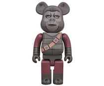 Medicom Toys [PO] 400%  Bearbrick - Soldier Ape