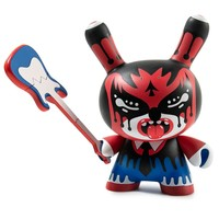 "5"" Zmirky Dunny (Red & Blue) by Roman Klonek"
