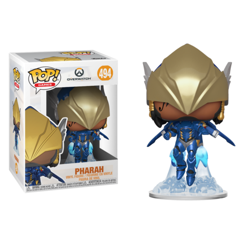 Funko Pharah (Victory) #494 (Overwatch) POP! Games