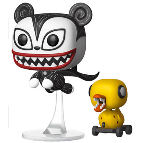Funko Vampire Teddy with Duck #461 (Nightmare before Christmas) POP! Disney