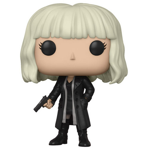 Funko Lorraine (Gun) #566 (Atomic Blonde) POP! Movies