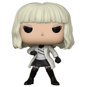 Funko Lorraine (White Coat) #565 (Atomic Blonde) POP! Movies