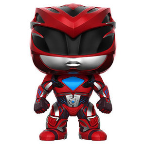 Funko Red Ranger #400 (Power Rangers) POP! Movies
