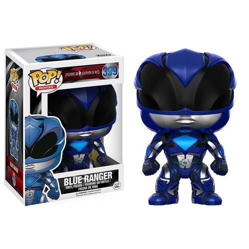 Funko Blue Ranger #399 (Power Rangers) POP! Movies
