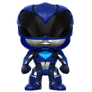 Funko Blue Ranger #399 (Power Rangers) POP! Movies