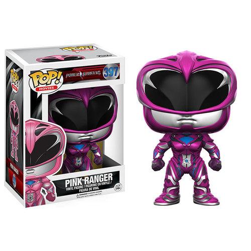 Funko Pink Ranger #397 (Power Rangers) POP! Movies