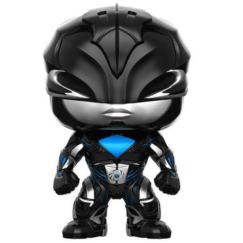 Funko Black Ranger #396 (Power Rangers) POP! Movies