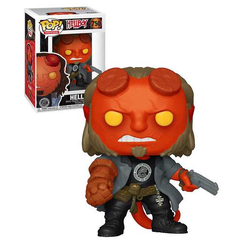 Funko Hellboy #750 (Hellboy) POP! Movies