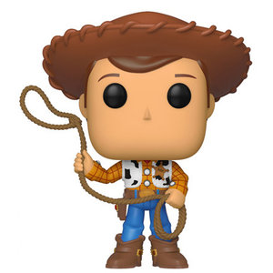 Funko Sheriff Woody #522  (Toy Story 4) POP! Disney
