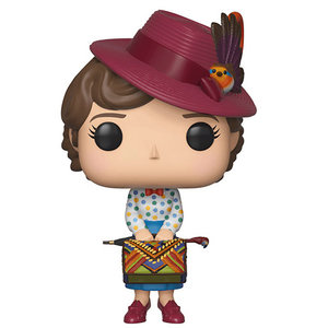 Funko Mary Poppins w/ Bag #467 (Mary Poppins Returns) POP! Disney