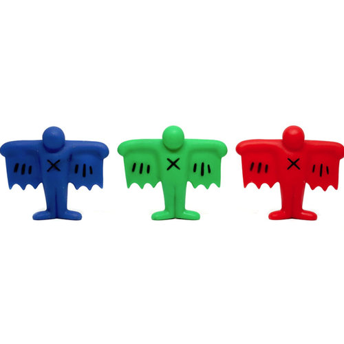 Medicom Toys Keith Haring Mini VCD - Blind Box Series (1x Blindbox)