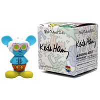 Keith Haring Mini VCD - Blind Box Series (1x Blindbox)