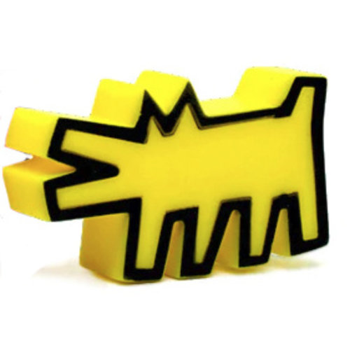 MINI VCD KEITH HARING MEDICOM TOY