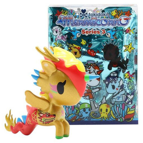 Tokidoki Mermicorno Series 3 (1x Blindbox)