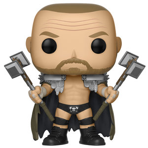 Funko Triple H (Skull King) #52 - POP! WWE