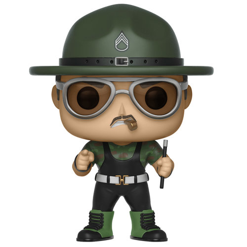 Funko SGT. Slaughter #54 - POP! WWE