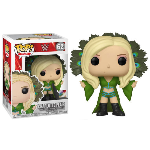 Funko Charlotte Flair #62 - POP! WWE