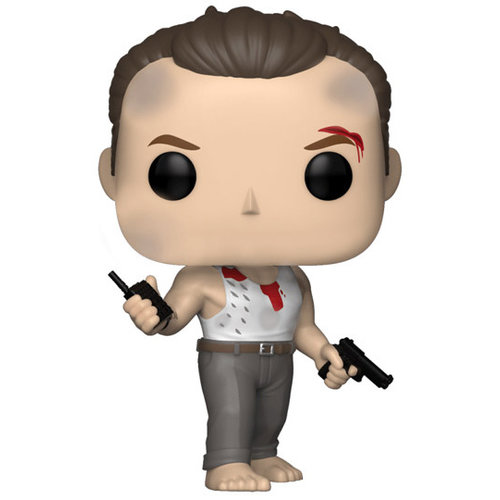 Funko John McClane #667 (Die Hard) POP! Movies