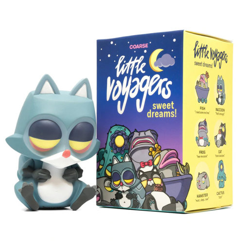 Coarse Little Voyagers (Sweet Dreams!) Mini Series