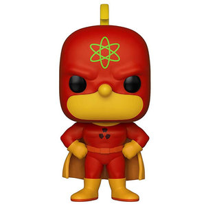 Funko Radioactive Man (The Simpsons) #496 - POP! TV