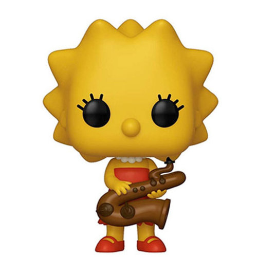 Funko Lisa Simpson (The Simpsons) #497 - POP! TV