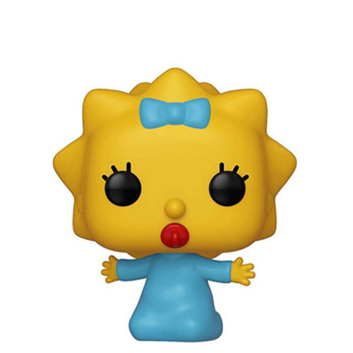 Funko Maggie Simpson (The Simpsons) #498 - POP! TV