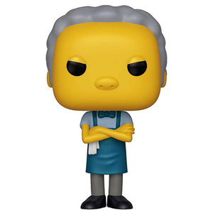 Funko Moe Szyslak (The Simpsons) #500 - POP! TV