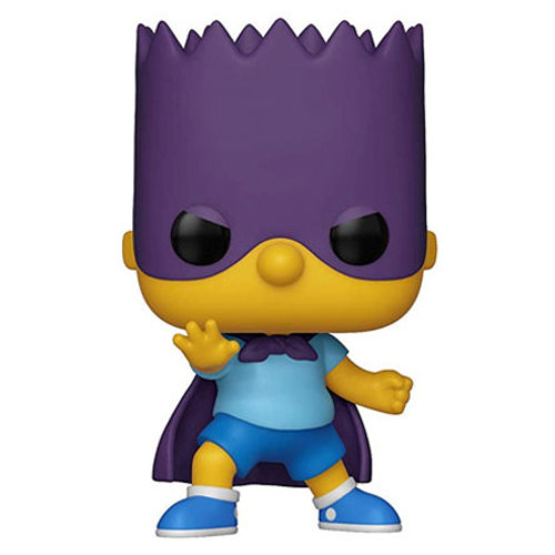 Funko Bartman (The Simpsons) #503 - POP! TV