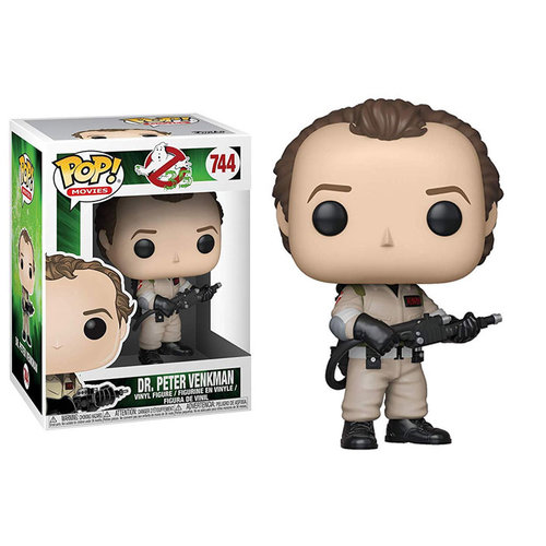 Funko Dr. Peter Venkman #744 (Ghostbusters) POP! Movies