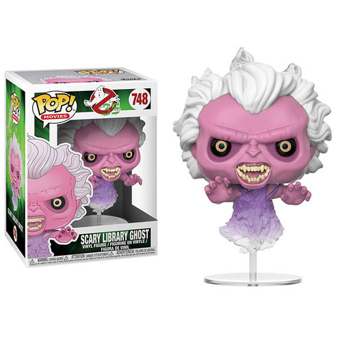 Funko Library Ghost #748 (Ghostbusters) POP! Movies