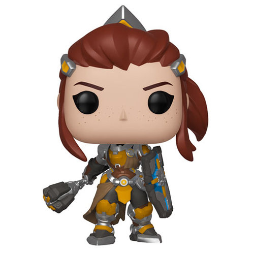 Funko Brigitte #496 (Overwatch) POP! Games