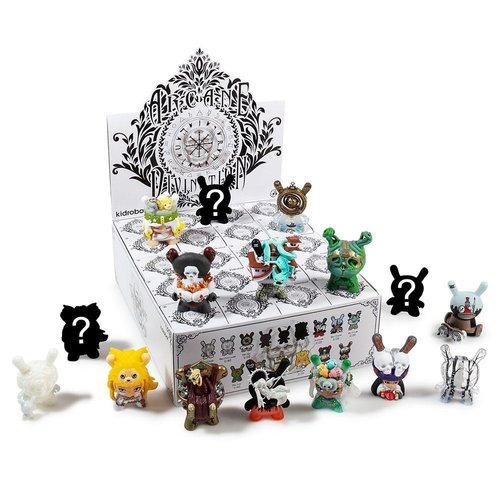 Kidrobot Arcane Divination Dunny series 2 - 1x Blindbox