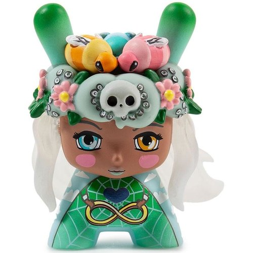 Kidrobot Nature 2/20 (Camilla d'Errico) - Arcane Divination Dunny series 2