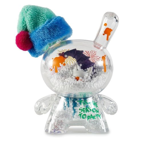 Kidrobot Holiday Fiesta Dunny by JEC
