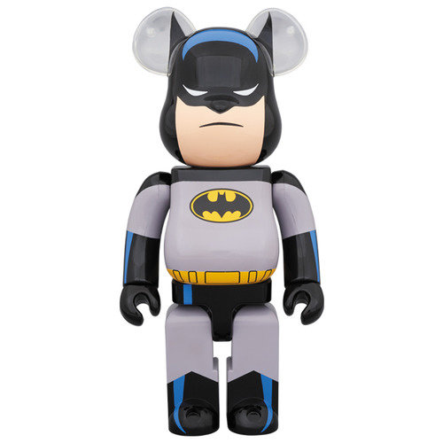 Medicom Toys [PO] 1000% Bearbrick - Batman (Animated Series)