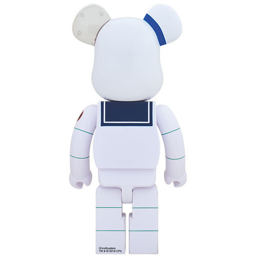 Medicom Toys [Pre-Order] 1000% Bearbrick - Angry Face - Stay Puft (Ghostbusters)
