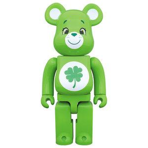 Medicom Toys 400% Bearbrick - Good Luck Bear