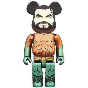 Medicom Toys [PO] 400% Bearbrick - Aquaman