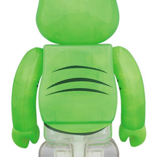 Medicom Toys [Pre-Order] 400% & 100% Bearbrick set - Slimer