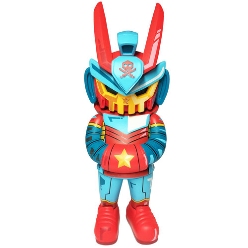 Martian Toys TEQ63 (Atomic Star) Mintyfresh Exclusive by Quiccs