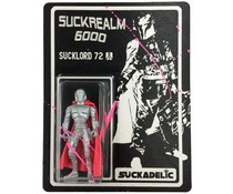 Suckadelic 72 (Silver) by Sucklord
