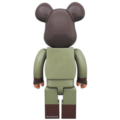 Medicom Toys 400%  Bearbrick - Zira (Planet of the Apes)