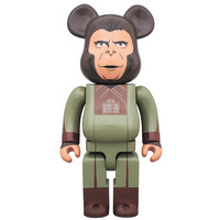 400%  Bearbrick - Zira (Planet of the Apes)