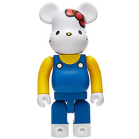 400% Bearbrick - Hello Kitty (Blue)